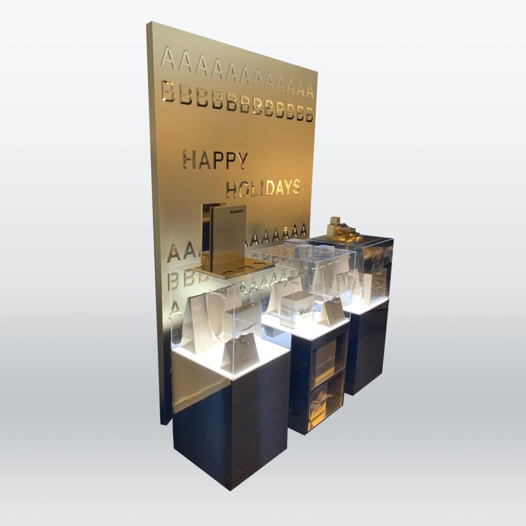 Conception PLV, Fabrication PLV, Création PLV, PLV multi matériaux, PLV Stand, PLV Podium, PLV Digitale, PLV Comptoir, PLV Linéaire, PLV Display. In-Store-Factory : Conception et fabrication PLV